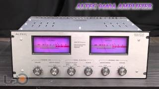 ALTEC 9440A Dual Power Amplifier