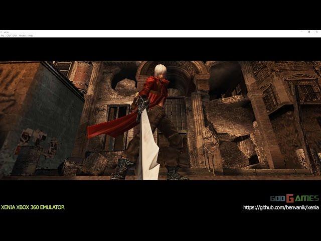 Xenia Git - рабочий эмулятор Xbox 360   Как запускать игры на ПК