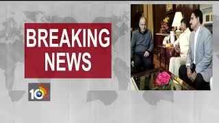 CM Chandrababu and Team Meets Central Minister Arun Jaitley | Delhi