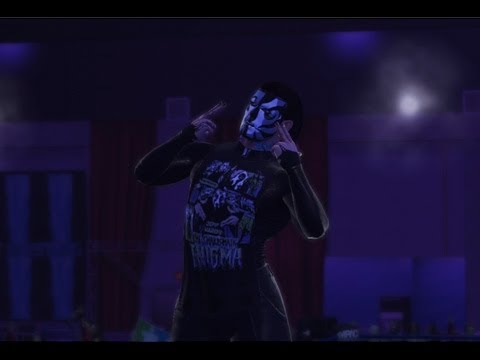 WWE '13 Community Showcase: Jeff Hardy (PlayStation 3)