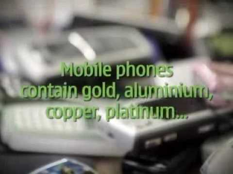 Nokia: we recycle - mobile phone recycling