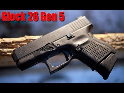 Glock 26 Gen 5 (The Fat Baby) Full Review