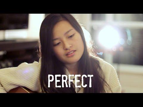 Perfect - Ed Sheeran (Cover by Marina Lin)