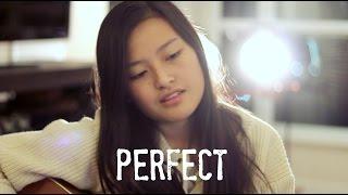 download lagu Perfect - Ed Sheeran Cover By Marina Lin gratis