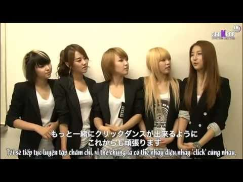 [Vietsub] First Dreams Come True Ver B - 4Minute in Nagoya + Osaka {4M Team}[360kpop].mkv