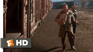 Midnight Run (6/9) Movie CLIP - Catching a Freight Train (1988) HD