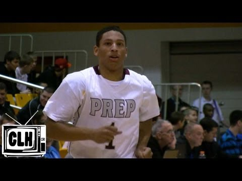 Miles Overton Wake Forest Commit - St Joseph's Basketball Highlights - Cancer Research Classic