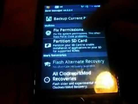 huawei ascend 2.3 update How to