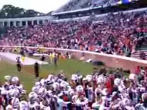 Maryland Terrapin Victory Song Video