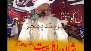 Maulana Abdul Majeed Nadeem Shah sahib, SHAN-e-AHL e BEAT