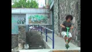 Chema Cardenas - PROTO Scooters - Catalyst 2010