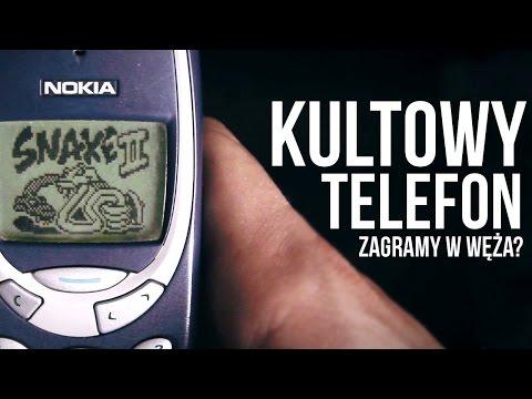 Nokia 3310 – kultowy telefon, niezapomniany wąż [tvgry.pl]