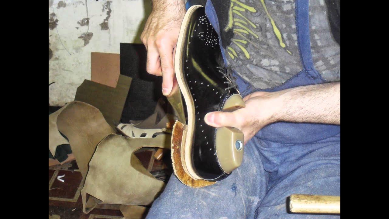 Обувь ручной работы своими руками 80