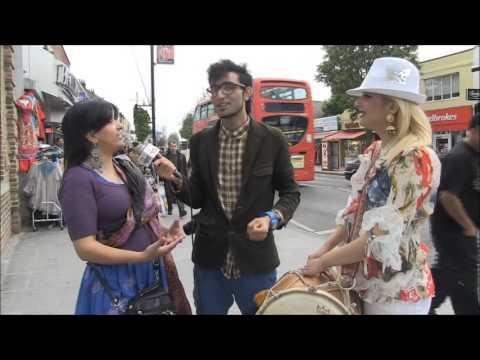 (2/3) Rani Taj Documentary A Day with Salman London 2012