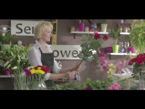 Доставка цветов и подарков по Украине и миру UFL