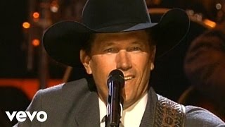 George Strait Don't Make Me Come Over There And Love You