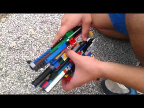 Lego Beretta Replica