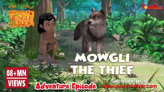 Jungle Book Hindi Cartoon for kids | Junglebeats| Mogli Cartoon Hindi | Mowgli The Thief