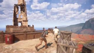Uncharted 4 Stealth Run