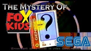 The HUGE Mystery of Fox Kids Create a Sega Video Game Sweepstakes (1996)