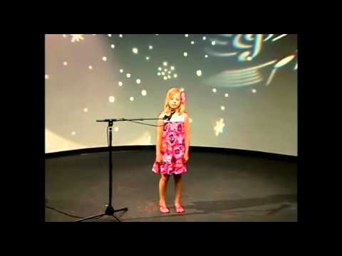 Jackie Evancho vs. Amira Willighagen - Both sing O mio babbino caro at the age of 9