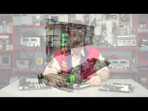 Системная шина персонального компьютера pci express - Видео