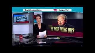 Rachel Maddow Uses Daily Show Segments to Bash GOP for Abandoning All Pretense of Outreach
