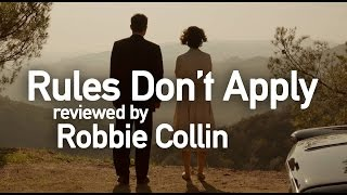 Rules Don't Apply reviewed by Robbie Collin