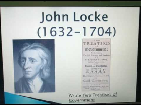 a discussion on the philosophy of john locke