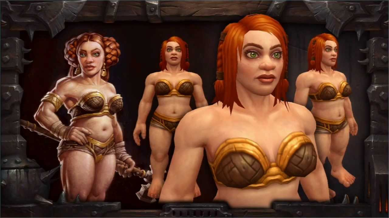 World of warcraft players nude softcore pictures