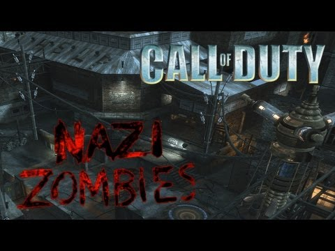 (COD: World at War) Nazi Zombies - Der Riese