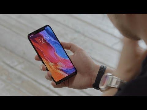 Такой странный Xiaomi Mi 8 — обзор