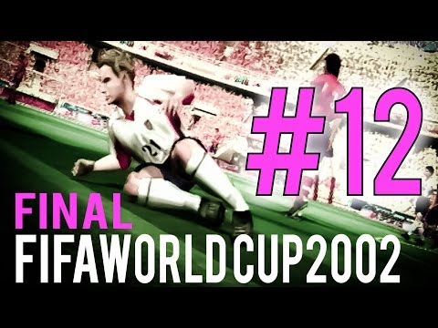 2002 FIFA World Cup FINAL! (Playstation 2 Gameplay)