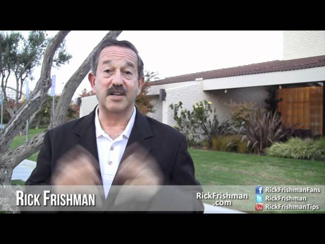 Client Video: Rick Frishman Invites You to Follow His Tips!