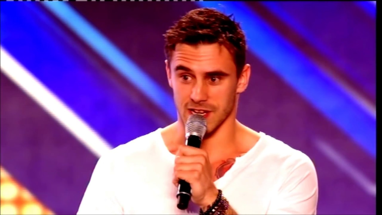 X Factor Joseph Anteater Joseph Whelan's Auditi...
