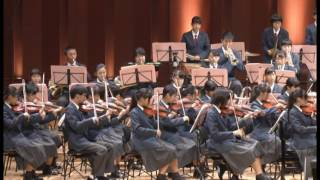 A.R.Rahman's Live Performance in Fukuoka with Fukuoka Seiryo High School Orchestra!!