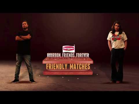 Britannia Bourbon Friendly Matches: Honesty ft. Abish Mathew & Mallika Dua