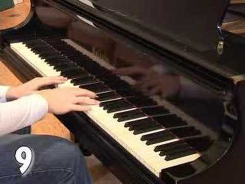 Popular Music Played on Piano
