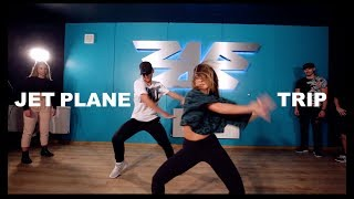 SEAN PAUL - Jet Plane Trip - Choreography by Gabor Dukai #bronsis