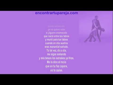 Canciones romanticas en español