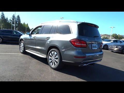 2017 Mercedes-Benz GLS Pleasanton, Walnut Creek, Fremont, San Jose, Livermore, CA 17-0308