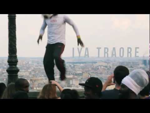 Iya Traore Freestyle Juggler - Paris