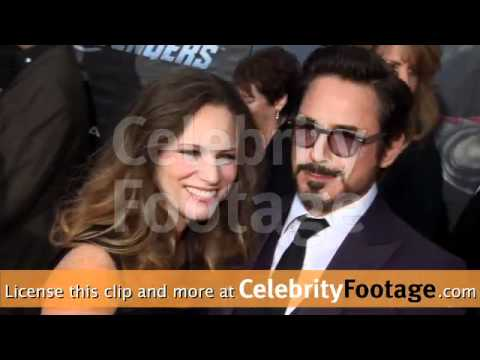 http://www.celebrityfootage.com/ Coverage of The Avengers Premiere in Hollywood, CA, on April 11, 2012.