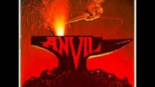 Watch Anvil Paint It Black video