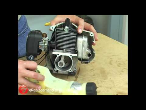 How to Replace the Fuel Tank on a Ryobi String Trimmer