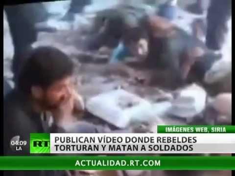 """""""EE.UU. arma a terroristas para no perder el control del conflicto sirio"""""""