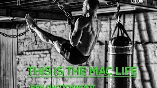 Conor McGregor: THIS IS THE MAC LIFE BSN SHOOT