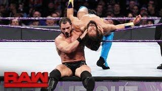 Austin Aries vs. Tony Nese: Raw, March 20, 2017