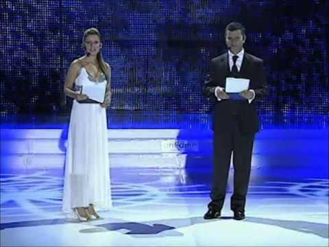 Danijela Jagodić i Rajnat Majstorović - Dajte i svoj glas @ Miss BiH 2009