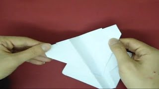 How To Make Origami Concorde